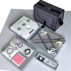 GERATI Laparoscopic Trainer kit