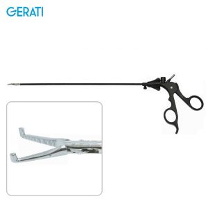 Gerati reusable laparoscopic Dissecting forceps 90 main